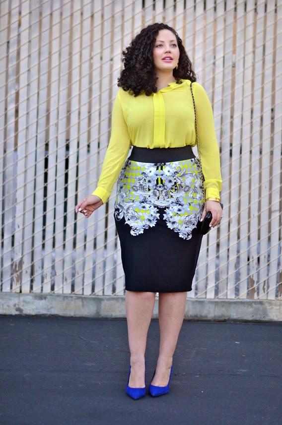 Camisa de tecido fino para mulheres Plus Size