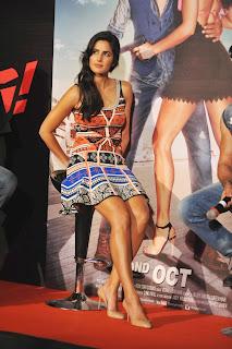 Katrina Kaif Pictures at Bang Bang Movie le Song Launch ~ Celebs Next