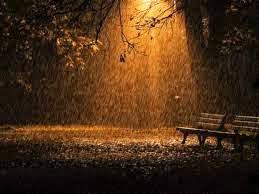 Hujan, curhat, UTS