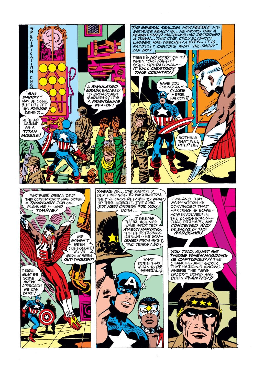 Captain America (1968) Issue #198 #112 - English 4