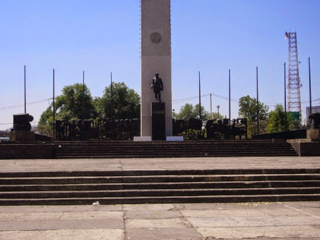 Plaza Juárez - Guadalajara