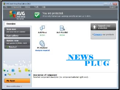 free download avg antivirus full version with serial key