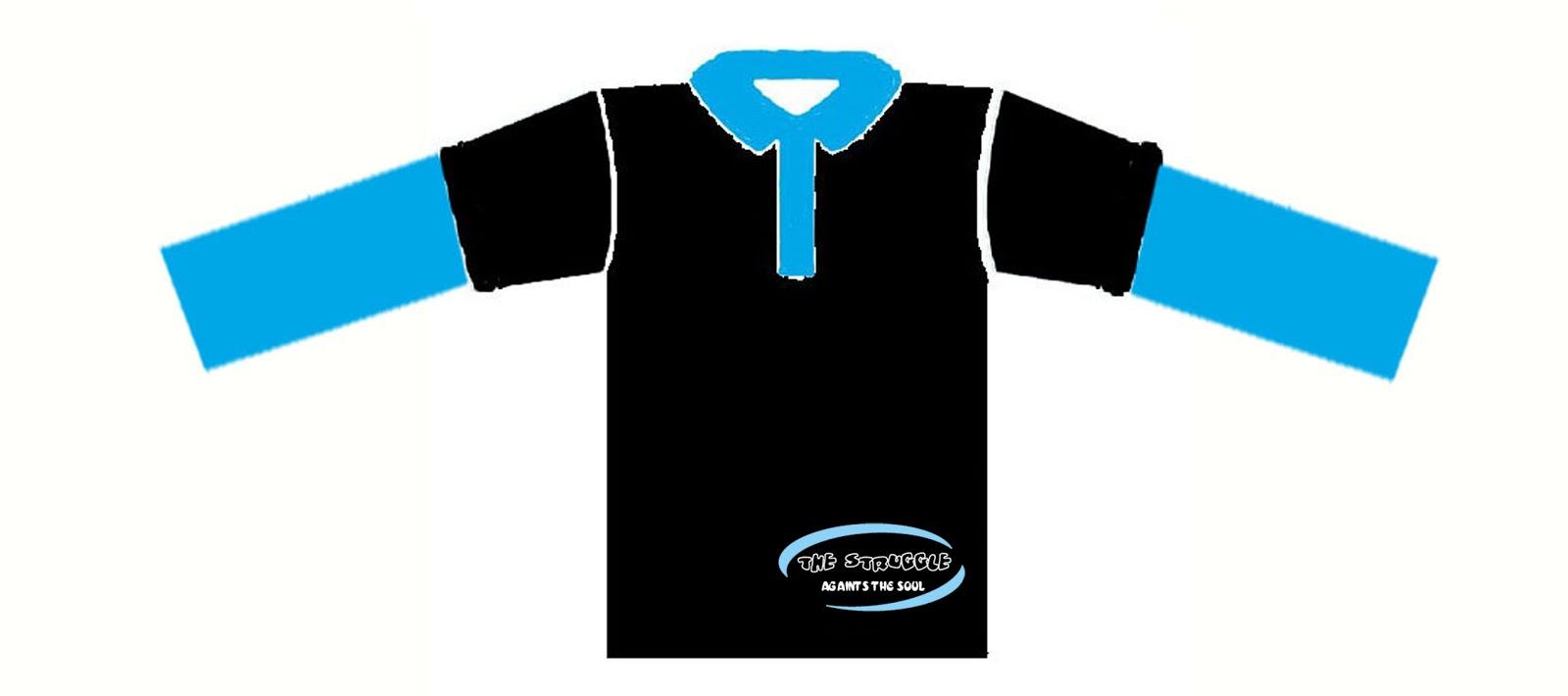 Design baju t shirt kelas - Kelas Al Razi Front 1