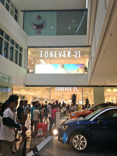 Travel Diaries | SM Aura Forever 21