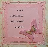 Winner @ Butterfly Challenge. 21st Sept'