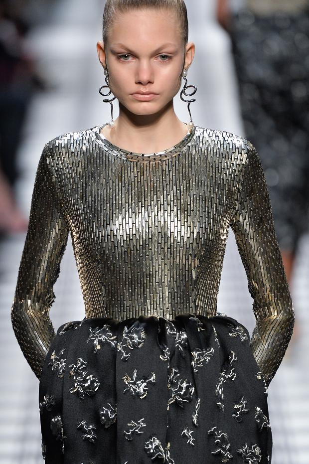 Balenciaga Fall 2015 Paris Fashion Week - Cool Chic Style fashion