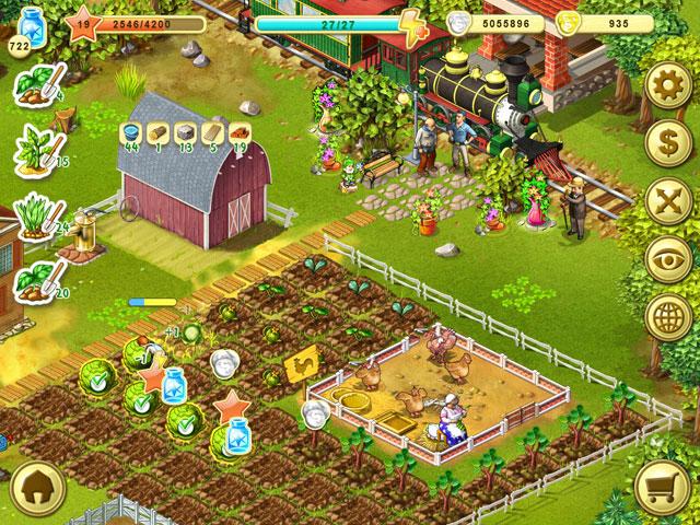 фото игры фермы