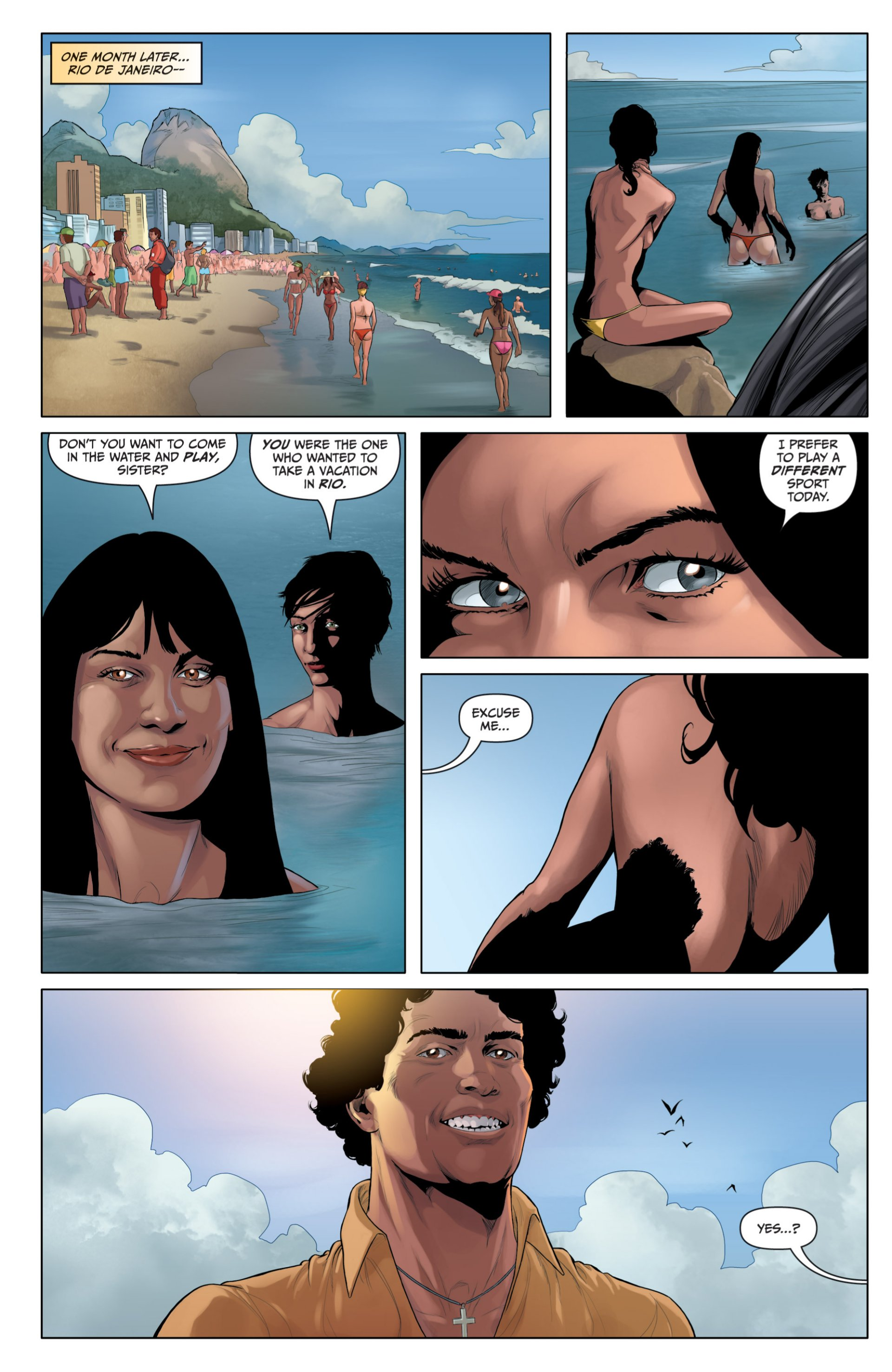 Grimm Fairy Tales (2005) Issue #82 #85 - English 9