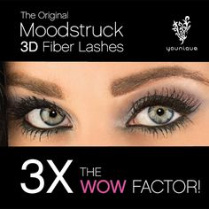 Order your 3D Lashes Here