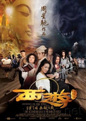 Tây Du Ký : Mối Tình Ngoại Truyện  - Journey To The West : Conquering The Demons (2013) Vietsub