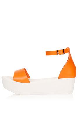 orange flatform