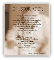 DIA DO HISTORIADOR - 19 de agosto