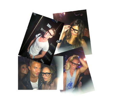 The Happening: ZR eyewear goes partying!