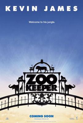 O Zelador Animal, de Frank Coraci
