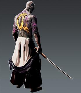 killer is dead concept art 1 Killer Is Dead (360/PS3)   Concept Art