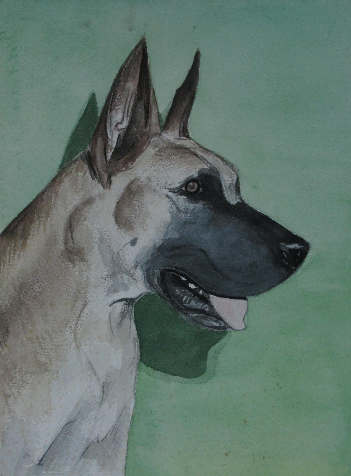 Mijn schilderijen: maart 2012