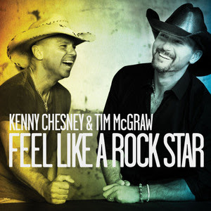Kenny Chesney & Tim McGraw - Feel Like A Rock Star