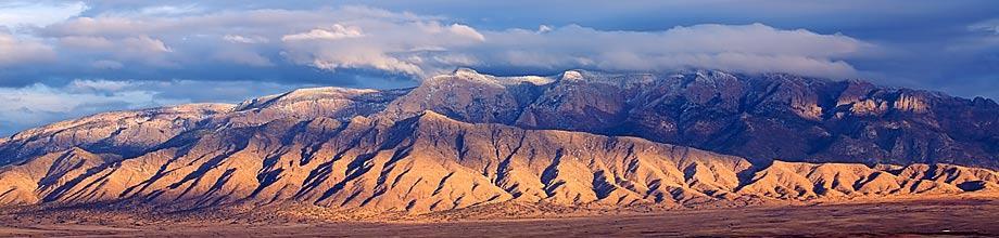 Sandia Mountain 10,678'