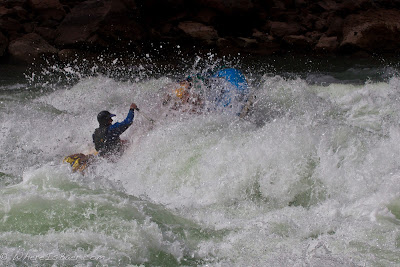 Jed Policky crushing, Horn Creek, Chris Baer, grand canyon colorado