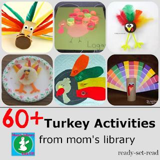 thanksgiving books for kids, thanksgiving crafts for kids, turkey crafts