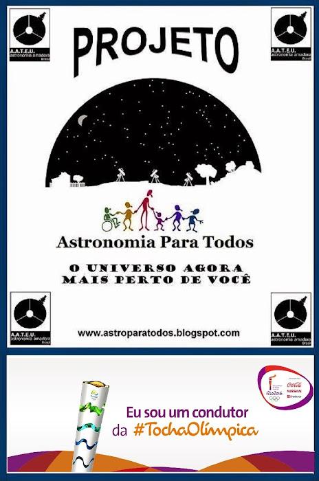 Astronomia Para Todos - Batatais