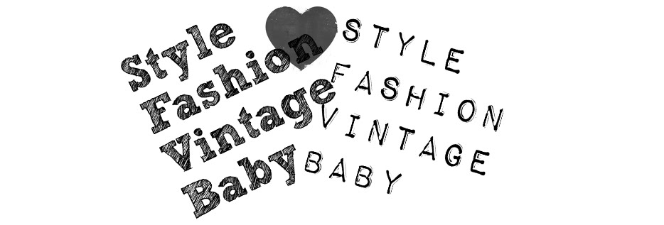 Style Fashion Vintage Baby