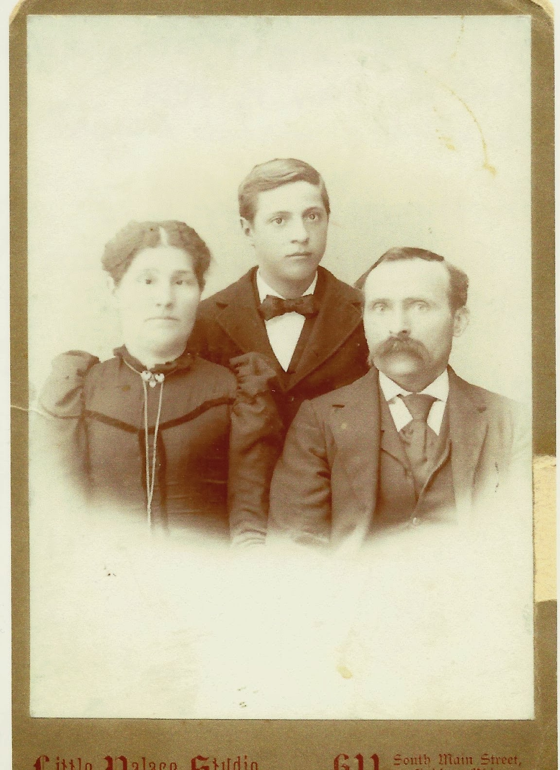 Climbing My Family Tree: Kathryn (1857-1931), Philip (1882-1967), and John Snyder (1854-1925)