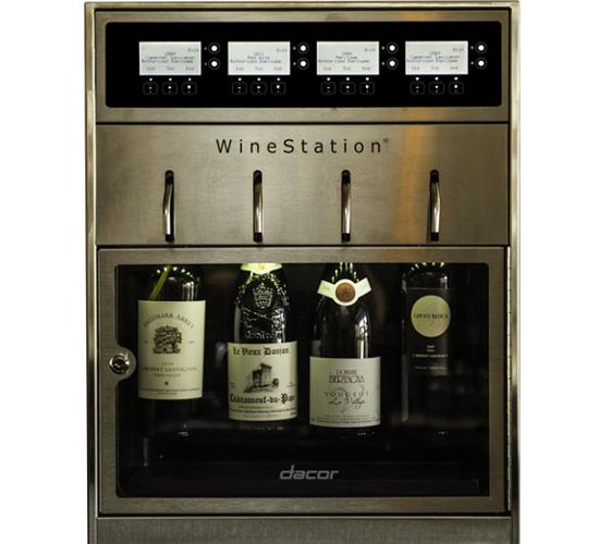 Dispensador automático de vino Winestation