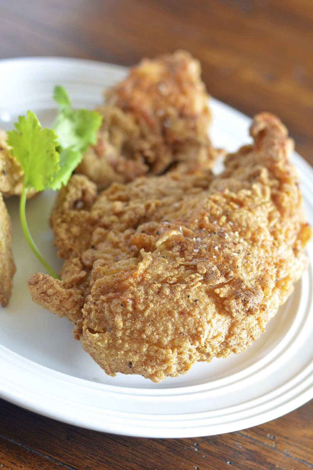 Gluten Free Fried Chicken | Virtually Homemade: Gluten Free Fried ...