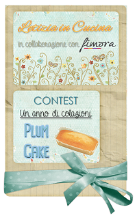 Ho partecipato al Contest: Un anno di colazioni: i PlumCake