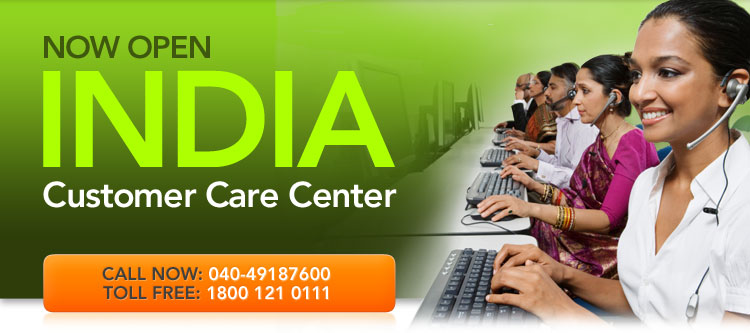 Now Open - India Customer Care Center - Go Daddy