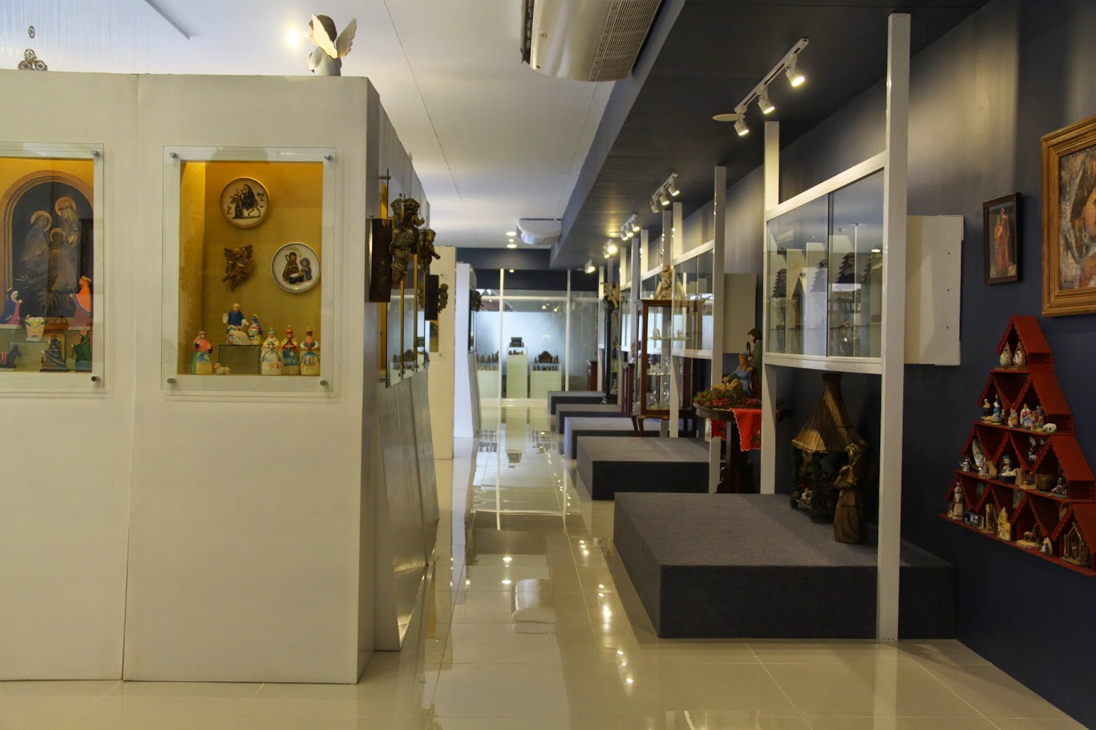 Sneak peek inside the Belen Museum