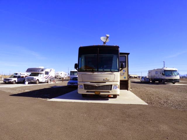 Fallon NAS RV Park Site3