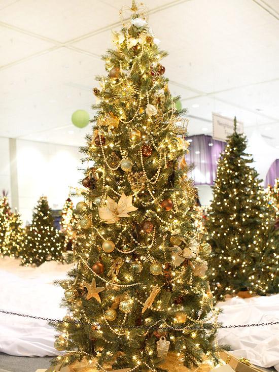 Celebrar la navidad como decorar tu arbol de navidad con for Como decorar un arbol de navidad