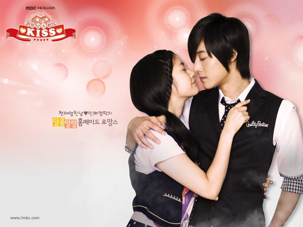 Sinopsis Naughty Kiss - Foto Pemain Naughty Kiss Drama Korea Indosiar