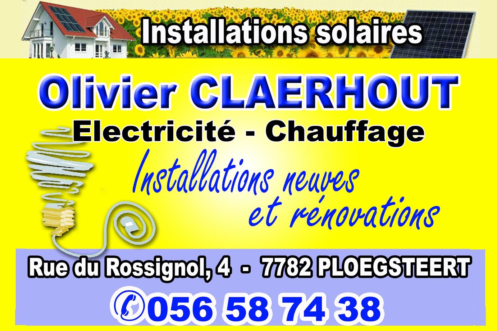 OLIVIER CLAERHOUT