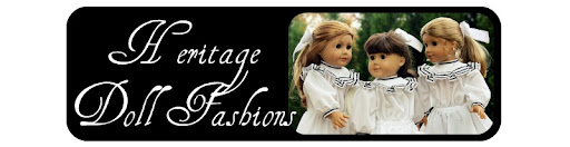 Heritage Doll Fashions