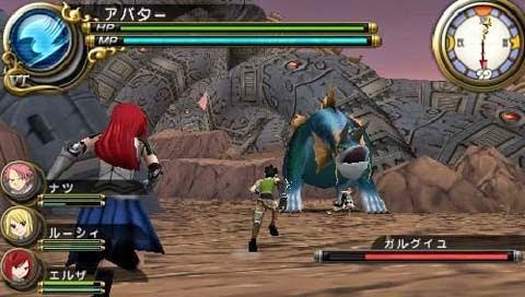 100% FREE DOWNLOAD FULL PSP GAMES: Fairy Tail Portable Guild