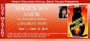 Magick Run Amok - 9 May