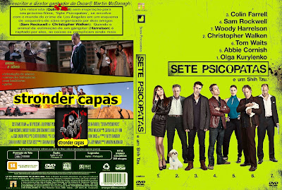 Sete Psicopatas e Um Shit Zu (Seven Psychopaths) Torrent - Dual Áudio (2013)
