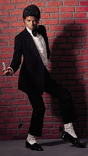 Michael Jackson Off the Wall ~ TheQuirkyConfessions.com