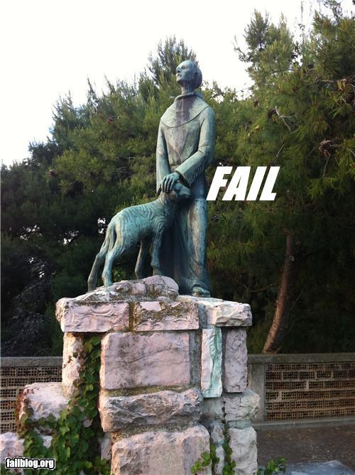 Estatua fail
