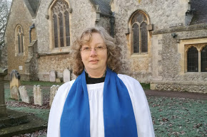 "Sermon by Denise Blaskett on ""Fishers of Men"" - click on picture to hear"