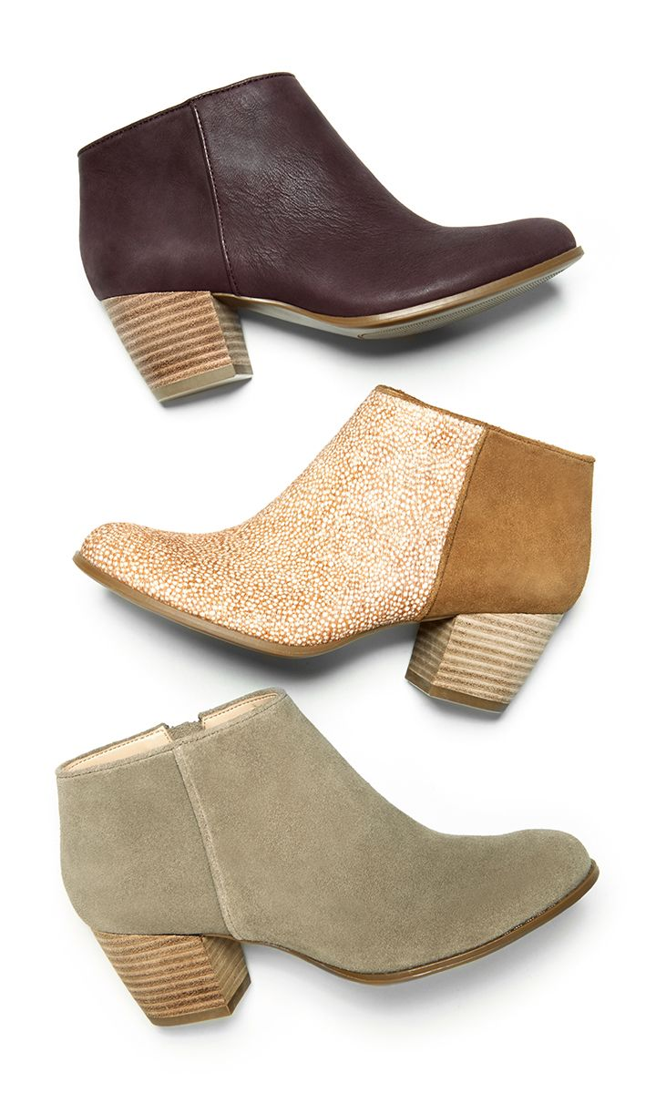 ankle bootie budget