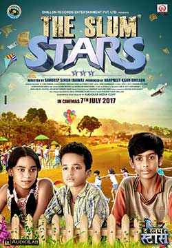 The Slum Stars 2017 Hindi Bollywood 300MB HDTV 480p