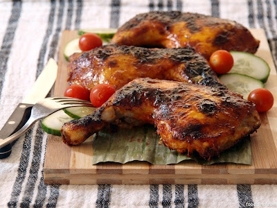 Chicken Inasal The Philippines have a lot of ways of grilling their chicken from simple char grilled chicken,lechon manokto thesweet barbecue styleyou see in restaurants likeAristocratsbut during the late 90?s […]