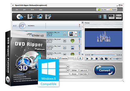 Software Evaluation and Testing: Best DVD Ripping Software: Tipard