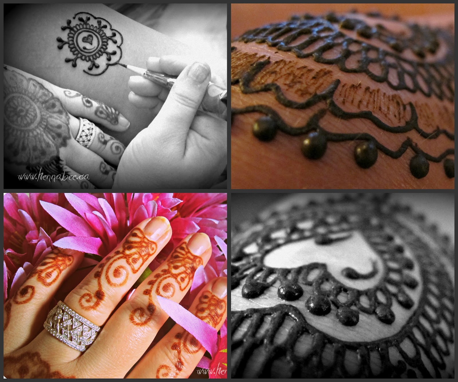 Henna Bee Designs