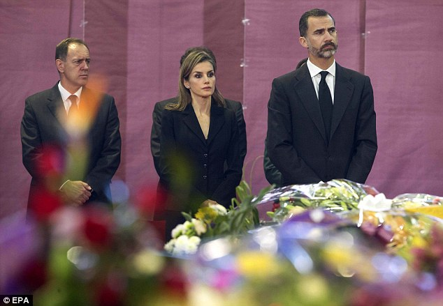 Funeral for the 14 dead In bus accident in Murcia regions