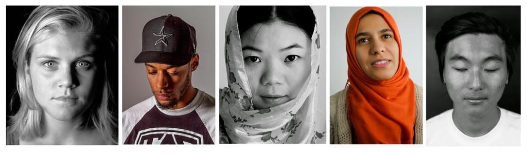 WSU Photography: Student Portraits, 2014